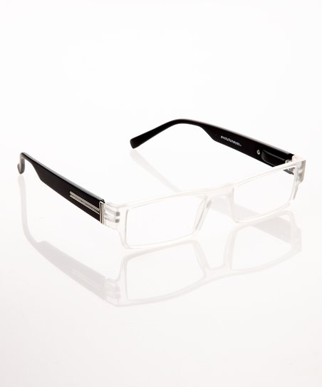 Clear & Black Fashion Readers