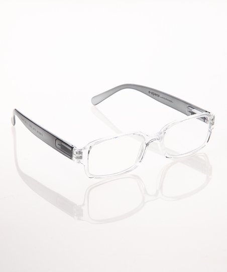 Crystal & Gray E-Specs Computer Glasses