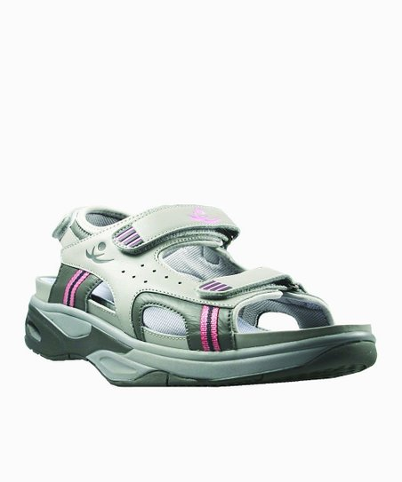 Gray & Rose Comfort Step Texas Sandal