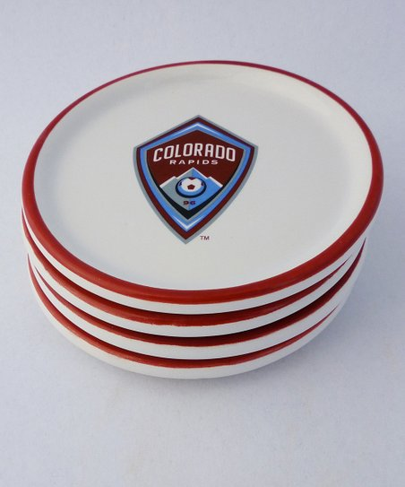 Colorado Rapids Coaster - Set of Four