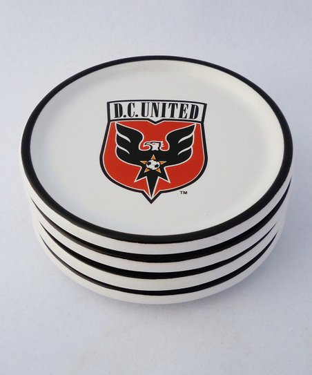 Agnik Design D.C. United Coaster - Set of Four