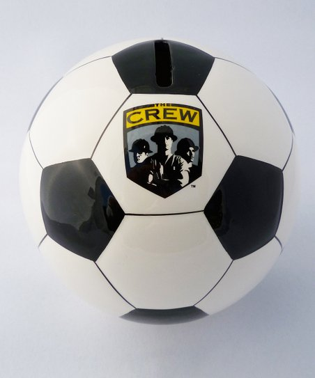 Agnik Design Columbus Crew Soccer Money Bank