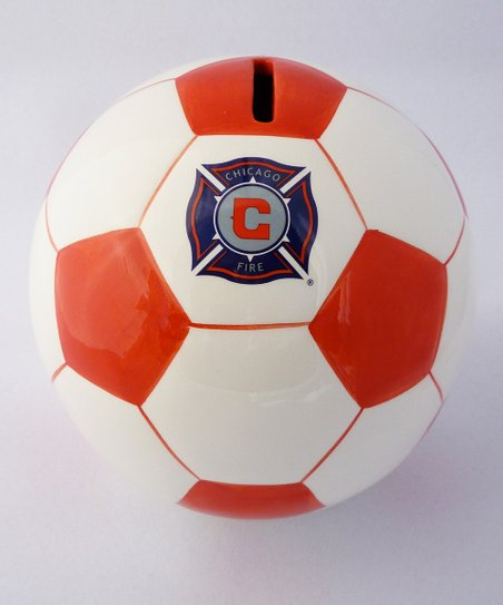 Agnik Design Chicago Fire Soccer Money Bank