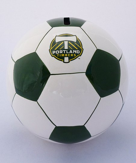 Agnik Design Portland Timbers Soccer Money Bank