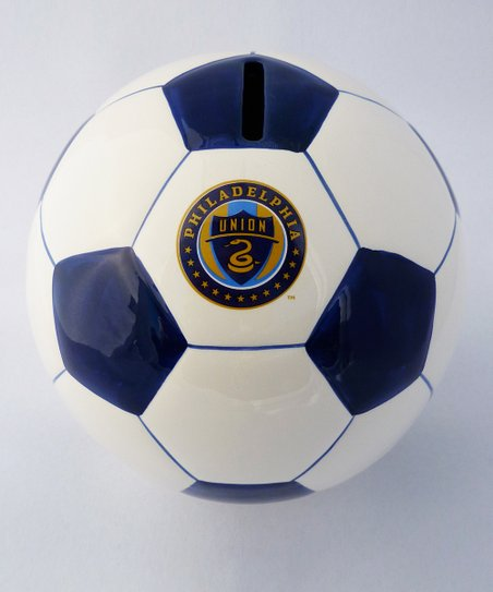 Agnik Design Philadelphia Union Soccer Money Bank