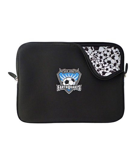 Agnik Design San Jose Earthquakes Laptop Cover