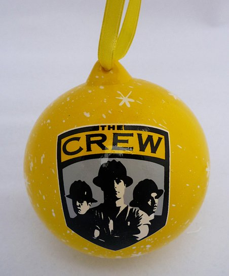 Agnik Design Columbus Crew Ornament