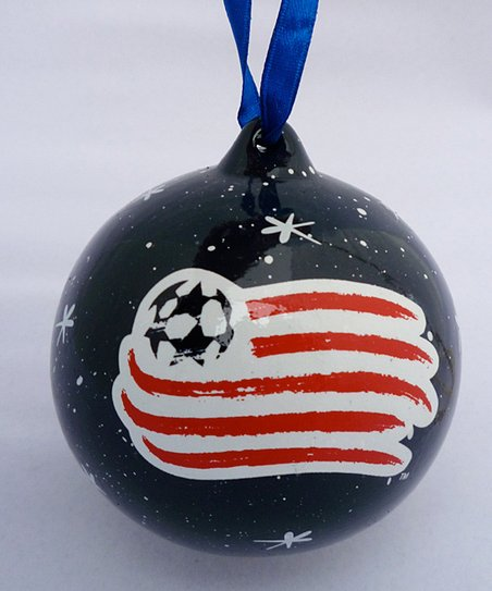 Agnik Design New England Revolution Ornament