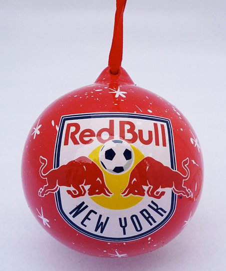 Agnik Design New York Red Bulls Ornament