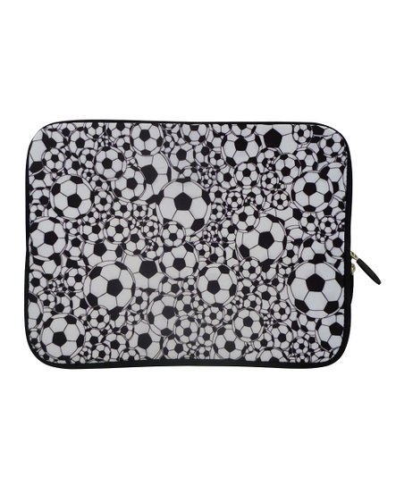 Soccer Laptop Cover