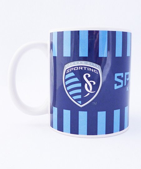 Agnik Design Sporting Kansas City Scarf Mug - Set of Two