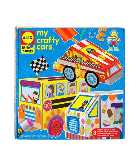 My Crafty Cars Kit