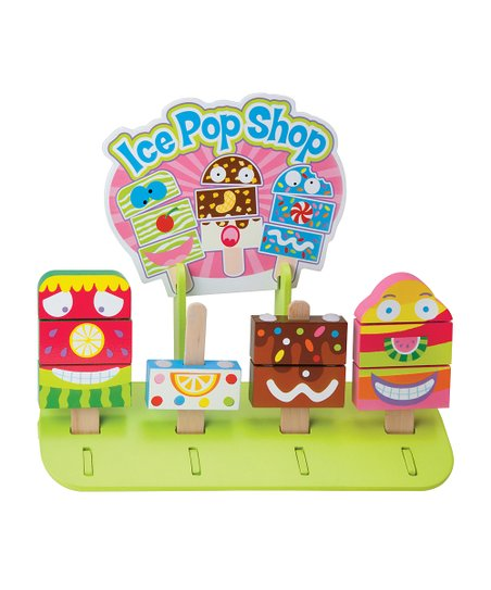 Mix & Stack Pop Shop Set