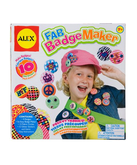Fab Badge Maker