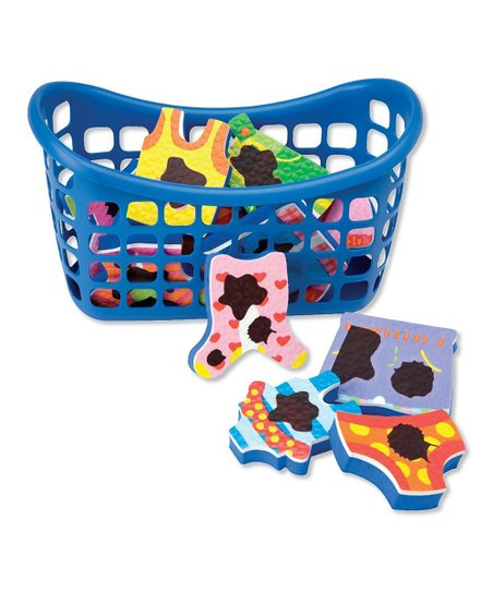 Laundry Day Bath Toy Set