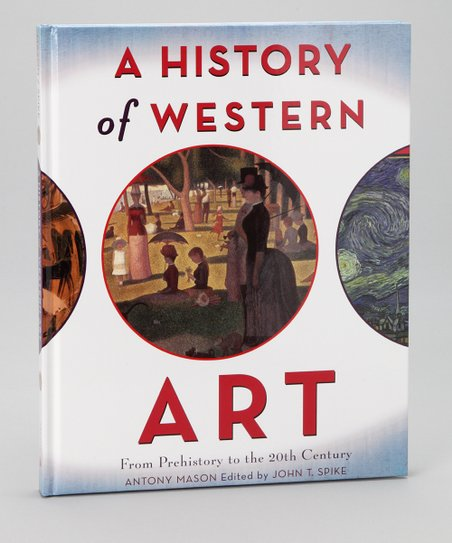 A History of Western Art Hardcover