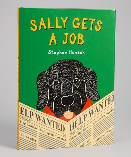 Sally Gets a Job Hardcover