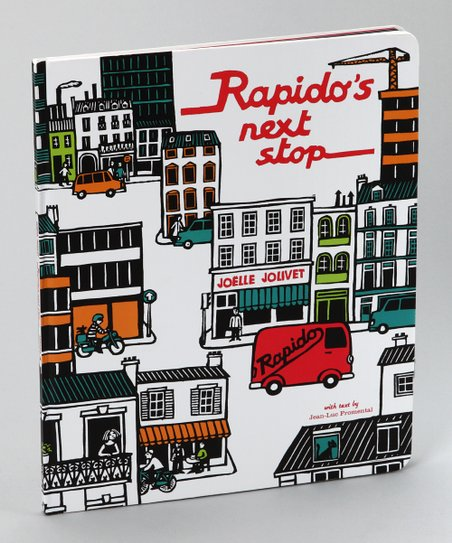Rapido&#039;s Next Stop Hardcover