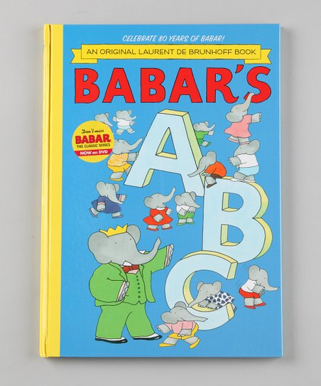 Babar&#039;s ABC Hardcover
