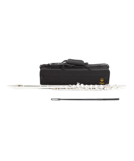 Nickel-Plated Flute Set