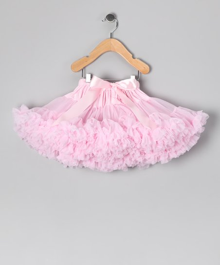 Light Pink Pettiskirt - Infant, Toddler & Girls