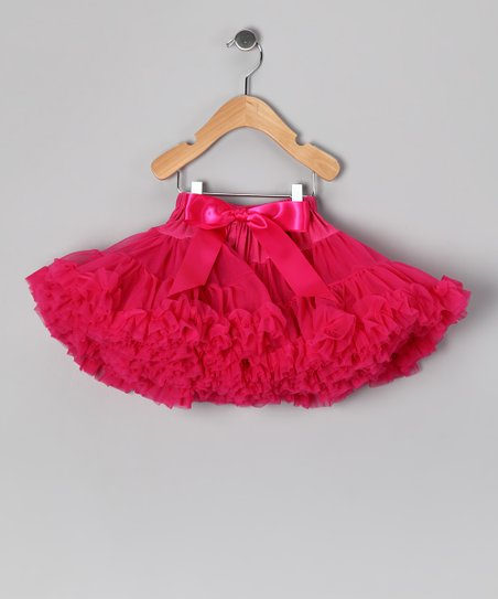 Raspberry Pettiskirt - Infant, Toddler & Girls