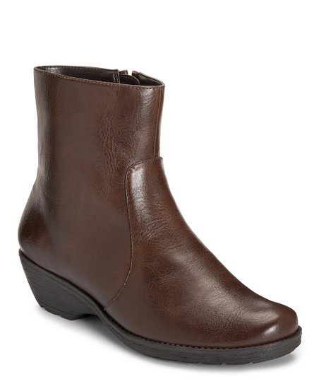 Dark Brown Speartint Boot