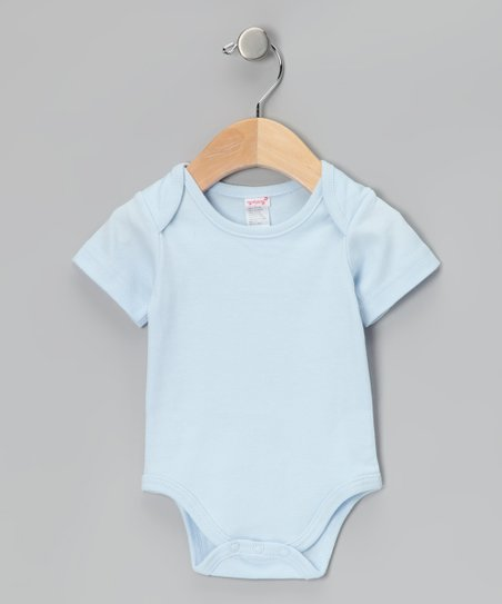Blue Bodysuit - Infant