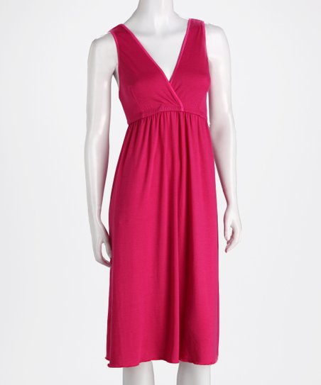 Amamante Pink Signature Nursing Nightgown