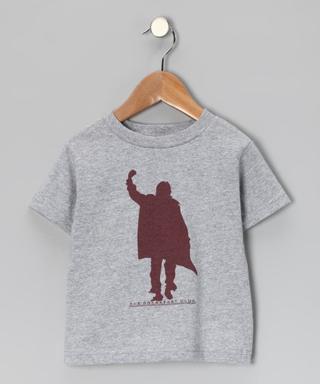 Athletic Heather 'The Breakfast Club' Tee - Toddler & Kids