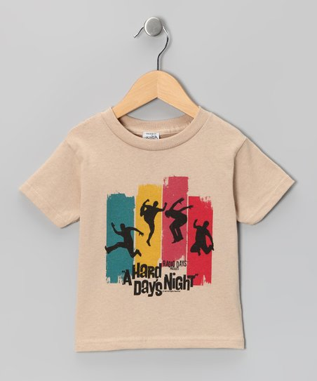 Sand 'A Hard Day's Night' Silhouettes Tee - Toddler & Kids