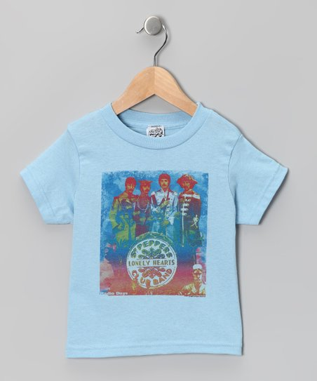 Light Blue 'Sgt. Pepper's' Beatles Tee - Toddler & Kids