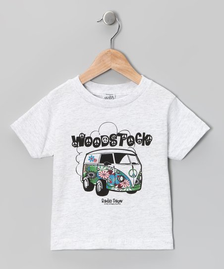 Ash 'Woodstock' Tee - Toddler & Kids