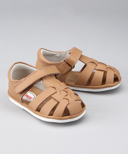Tan Fisherman Sandal