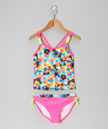 Pixie Party Tankini - Girls