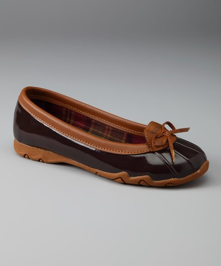Brown Sail Duck Shoe