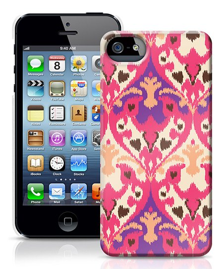 Ikat Haze Audio Chic Case for iPhone 5