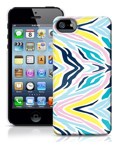 Zebra Candy Audio Chic Case for iPhone 5