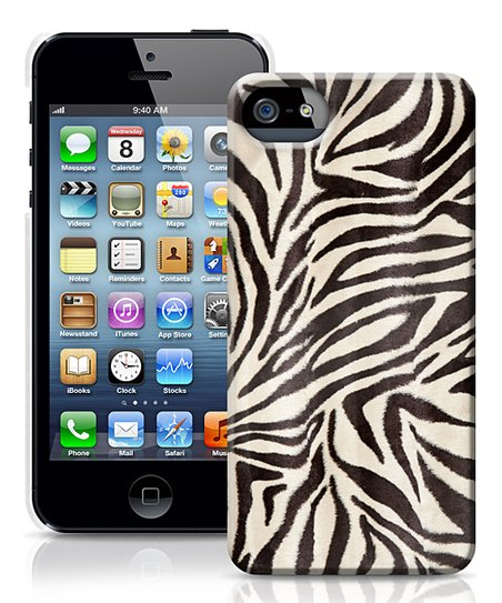 Zebra Audio Chic Case for iPhone 5