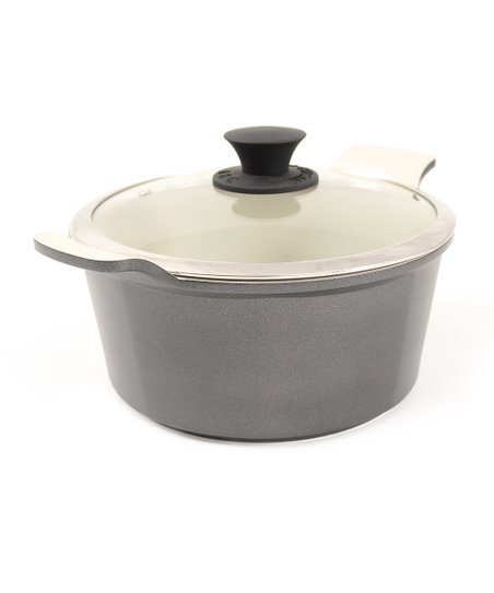 Charcoal 3.1-Qt. Covered Pot