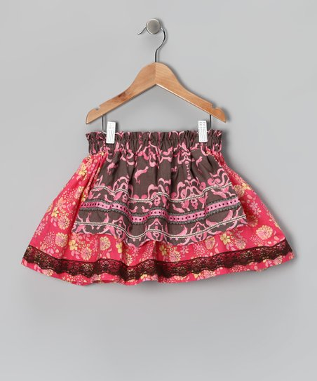 Pink Sugar Skirt - Girls