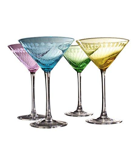 Metro 8-Oz. Martini Glass Set