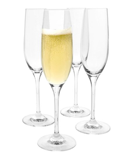 Veritas Collection Champagne Glass - Set of Four