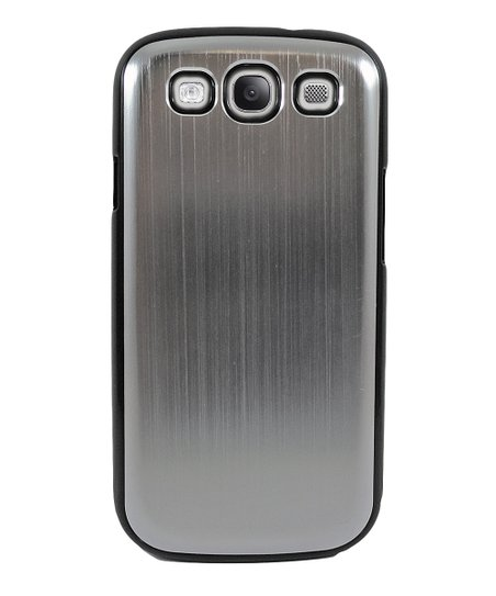 Brushed Chrome Case for Samsung Galaxy S III