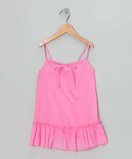 Pink Swing Tunic - Toddler &amp; Girls