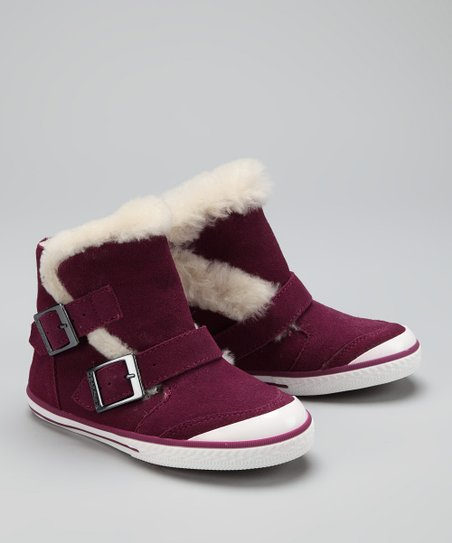 Boysenberry Venice Boot - Kids