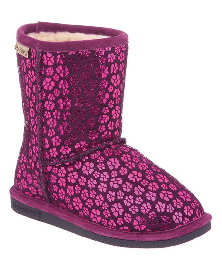 Winter Berry Cimi Boot - Kids