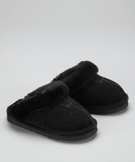 Black Loki II Slipper - Kids