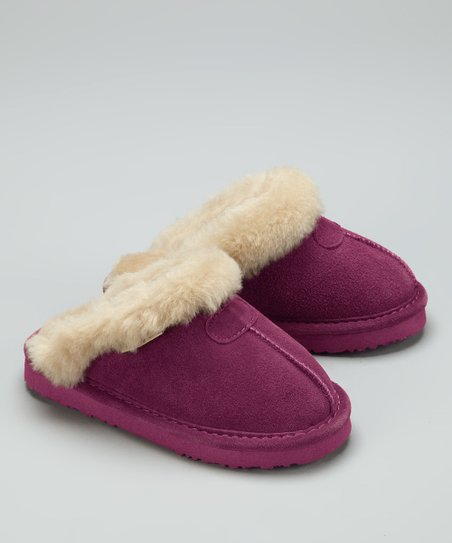 Boysenberry Loki II Slipper - Kids