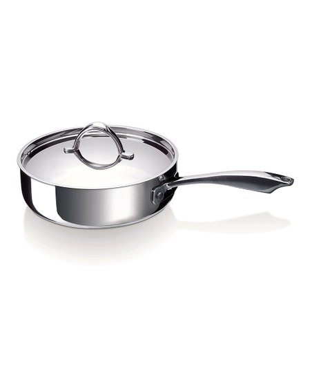 Stainless Steel Synergy 3.4-Qt. Sauté Pan